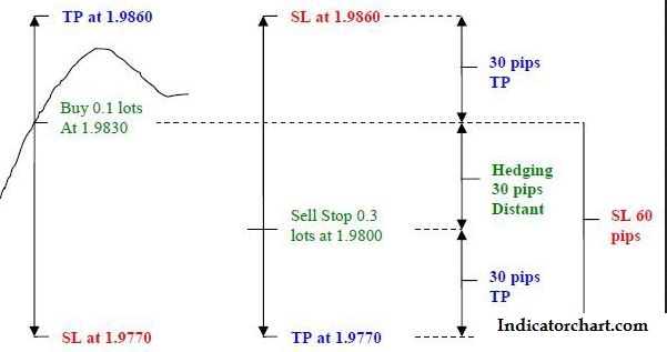 forex hedging with 2 accounts