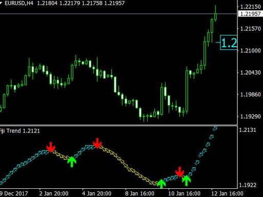 Trend Reversal Direction Indicator
